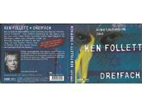 Hörbuch Dreifach von Ken Follett Münster - Hiltrup Vorschau