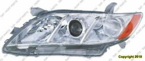 Head Light Driver Side Le/Xle Usa Built High Quality Toyota Camry 2007-2009