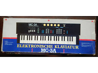 MC-3A Electronic Keyboard