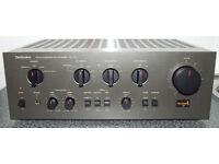 Technics SU-V6 Integrated HiFi Stereo Amplifier - High End Audio - Superb!