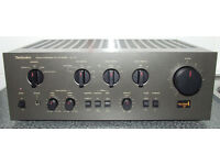 Technics SU-V6 Integrated HiFi Stereo Amplifier - Superb Classic High End Model!
