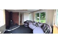 Brentmere Brampton 2002, 37x12, 2 bedroom, central heating and double glazed windows for sale