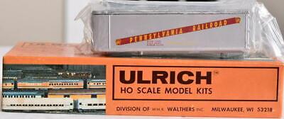 HO-Walthers Ulrich 931-602 PRR Pennsylvania RR Metal Van Trailer Vintage NOS