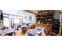 Kitchen staff with experience wanted for a welcoming Italian restaurant in Carshalton, Surrey.