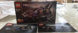 Lego Technic Hovercraft / Plane 4002