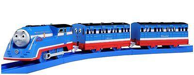 Takara Tomy Pla-Rail Plarail Streamlined Streamliner Thomas JAPAN OFFICIAL