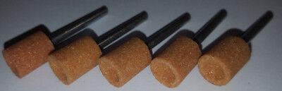 5x Dremel Aluminiumoxid Schleifstein 9,5mm 3,2mm Nr. 932 Neu ohne OVP!!!