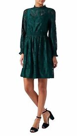 Green Monsoon Dress. Not Free but Unworn and NEW! Tags on for proof and proof of purchase date (Dec)