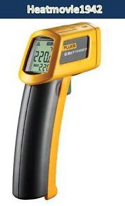 Brand New FLUKE 62 Mini Handheld Laser Infrared Thermometer Gun EMH006
