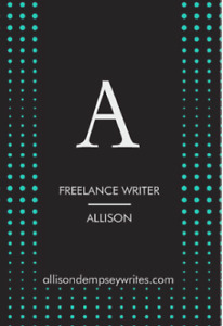 Freelance Writer, Proofreading, Editing, Articles