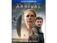 Arrival (2016) HD DVD