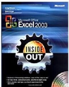 Microsoft Office Excel 2003 - Inside Out book