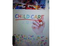 looking for work as i have experience of working in childcare in nursery and primary school