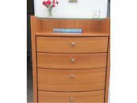 5 Drawer storage unit, great storage