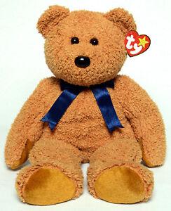Fuzz the Bear Ty Beanie Buddy