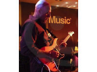 GUITAR - BASS - MUSIC THEORY - LESSONS - Experienced Qualified RockSchool Tutor Teacher Tuition
