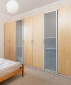 6 x Ikea Wardrobe Doors