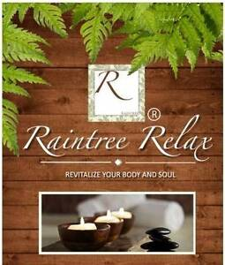 RAIN TREE RELAX  - BODY MASSAGE SERVICE south yarra Melbourne South Yarra Stonnington Area Preview