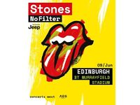 The rolling stones 3 X tickets general admission £190EACH*