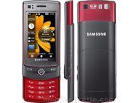 Samsung (Ultra Tocco) 8300 8MB Camera