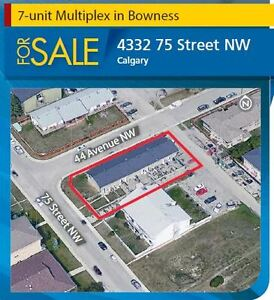 Multiplex for sale investment opportunity