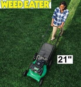 """NEW WEED EATER 21"""" MULTI CUT LAWN MOWER GAS - 140cc engine 102615882"""