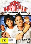 Home Improvement DVD