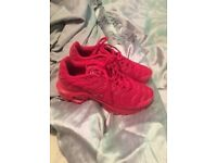 Red rare Nike TN (tunar1) 10/10 condition brand new