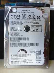 Laptop hard drives