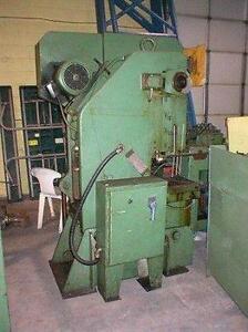 40 ton Smerel (Tos)  OBI punch press. air clutch