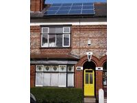 1 double bedroom in house to share, Victoria Park, Manchester. Students welcome