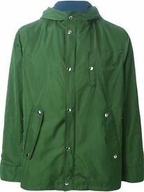 Oliver spencer 'helvellyn' Hooded Jacket in Green for Men