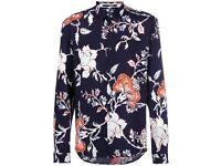 MCQ ALEXANDER MCQUEEN Bohemian Floral shirt