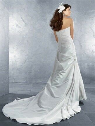 Stunning Alfred Angelo wedding dress bnwt fit 8/10 | in South West ...
