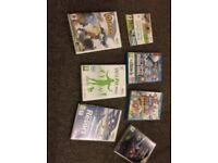 WII U, Mario and Sports bundle
