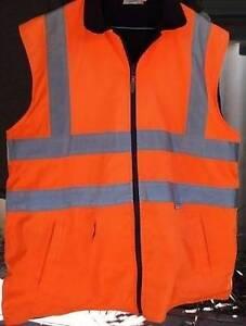 Reversible Vest Orange Girrawheen Wanneroo Area Preview
