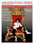 Architectural Digest Michael Jackson