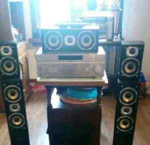 Lowered price, full system. Sony, Precision acoustic. Sub sold