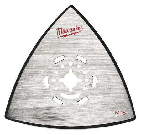 MILWAUKEE 48-90-2000 Oscillating Sanding Pad ,3-1/2 in.