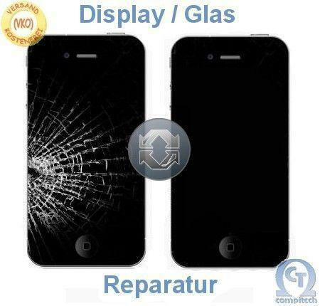 iphone glas reparatur handys kommunikation ebay. Black Bedroom Furniture Sets. Home Design Ideas