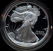 1993 Silver Eagle Proof