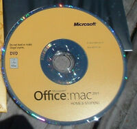 BRAND NEW Office 2011 for MAC
