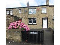 2 Bedroom Terraced Cottage BD5 to let / for rent DSS Welcome