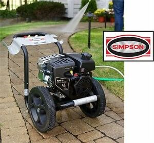 Nine pressure power washers 2700 and one 3000 PSI all brand new