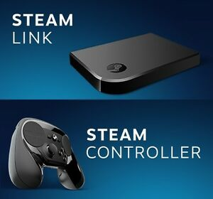 Steam Controller and Steam Link - Updated Price!