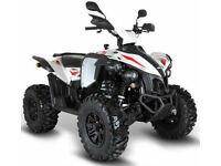 New TGB Target 600 Road Legal Euro 4 Automatic Sport Quad Bike ATV 4x4 Warranty for sale  Maldon, Essex