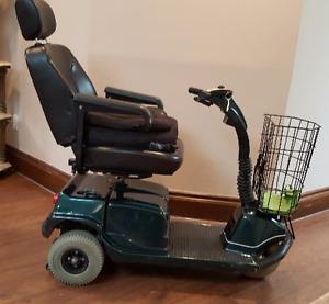 Fortress 2000 3-wheel scooter - it's gotta go - make an offer
