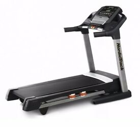 Treadmill - Top line Nordic Track T13.0, multiple programmess, in very good working condition