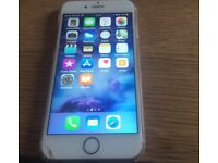iPhone 6s 16gig EE network perfect working order small crack but does not effect phone hence price