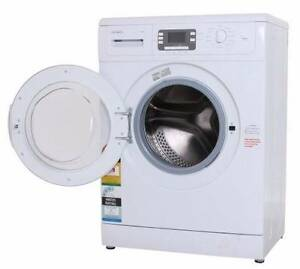 Euromaid - 5kg Front Load, Washing Machine, 1,000rpm, White Lane Cove North Lane Cove Area Preview